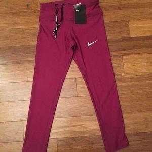 NIKE 3/4 Crop Epic Cool Women's Running Pants